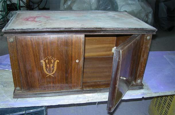 Idee per recuperare vecchi mobili if16 pineglen - Recupero mobili ...