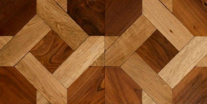 Forme geometrie parquet, come proteggerlo