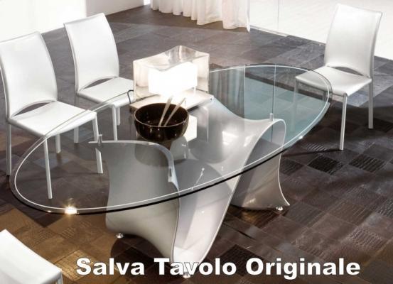Protezioe Tonin tavolo ovale