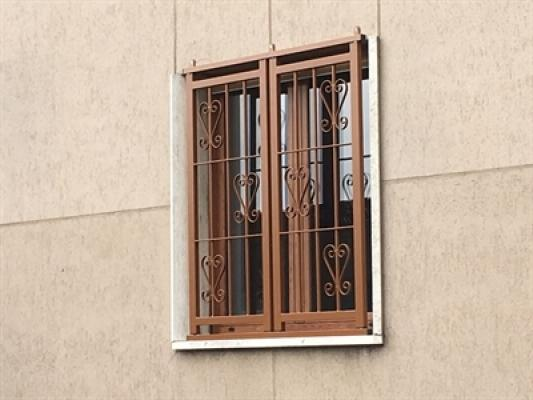 Inferriate di sicurezza finestra