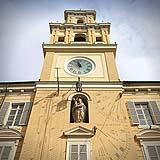 Meridiana di piazza Garibaldi a Parma: due quadranti e una meridiana