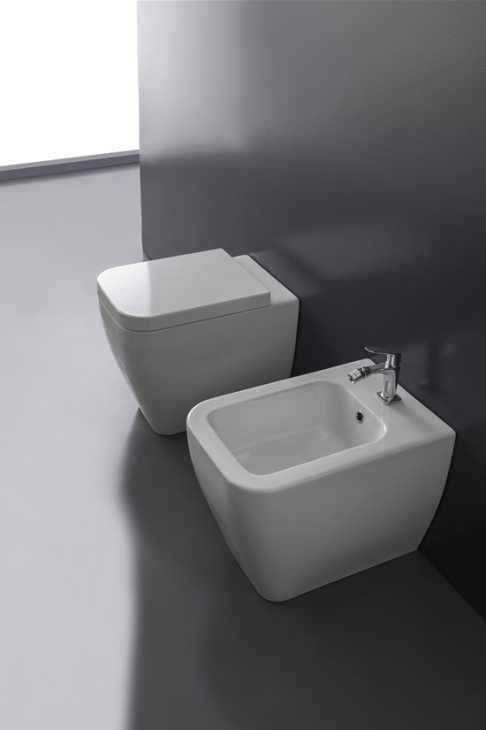 Arredo bagno on line: sanitari modello Next di Scarabeo Ceramica