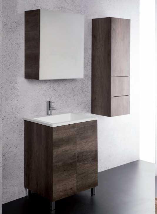 Mobile bagno online: lavanderia Zeus 60x50