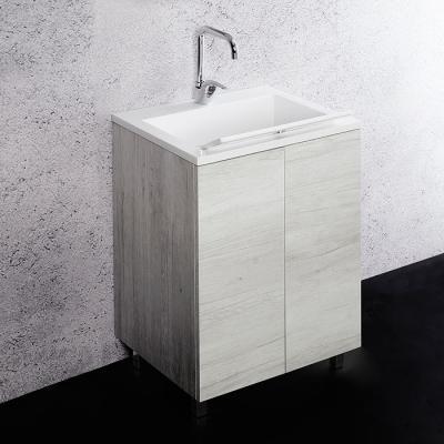 Lavabo con mobiletto zeus 60x50