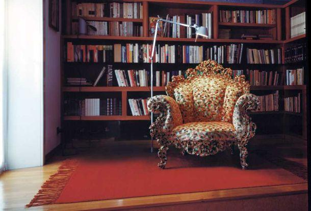 Arredi ispirati a opere d 39 arte famose - Poltrone famose design ...