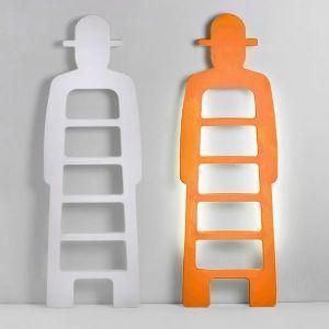 appendiabiti ispirati a Magritte di Brafa & Ruggieri