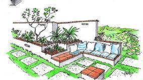 Arredi in muratura da esterno: un progetto versatile