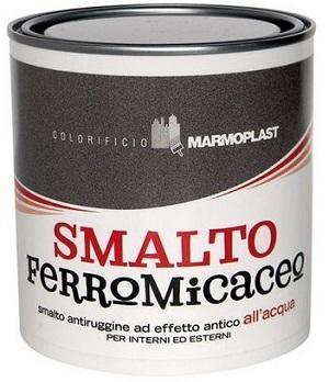 Smalto antiruggine: Marmoplast Ferromicaceo