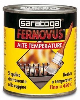 Smalto antiruggine: Saratoga, Fernovus alte temperature