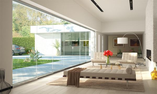 Finestre scorrevoli tutto vetro - Maniglie finestre prezzi ...