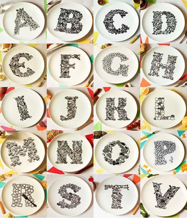 Cose di casa: piatti by Just Noey