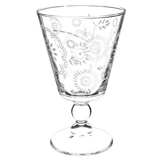 Cose di Casa: bicchiere coppa in vetro, di Maison du Monde