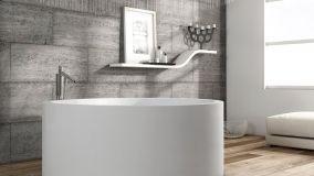 Arredo bagno in Corian
