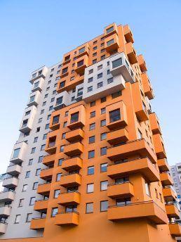 Balcone in condominio