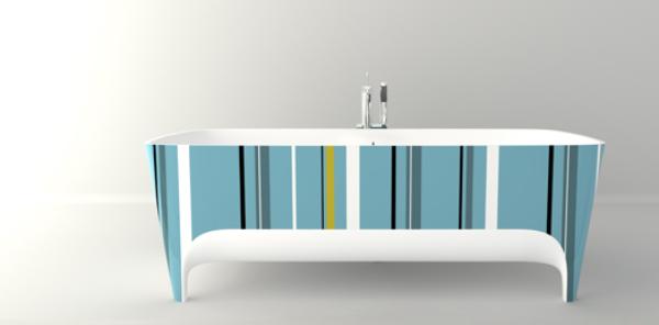 Colored bathtubs - Vasche da bagno teuco ...