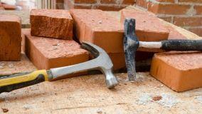 Attrezzi per lavori di muratura faidate