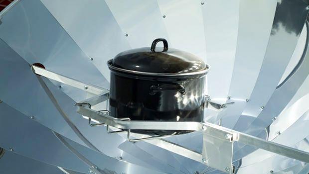 Come risparmiare energia con il forno solare