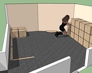 criteri e le regole per progettare gli spazi:la verifica degli ingombri posturali