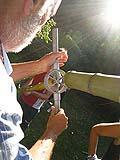 utilizzo dello splitter per ricavare le strisce