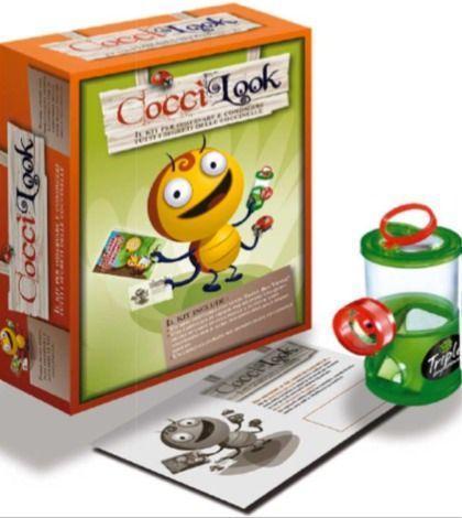 kit Coccìlook per allevare coccinelle