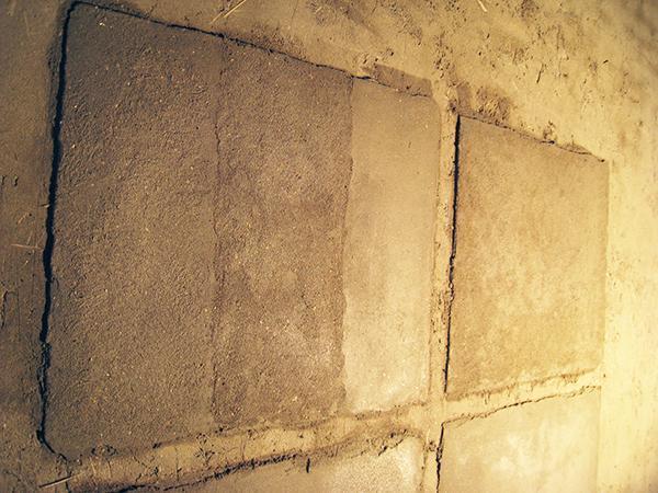 Intonaco in argilla Bioecoservizi