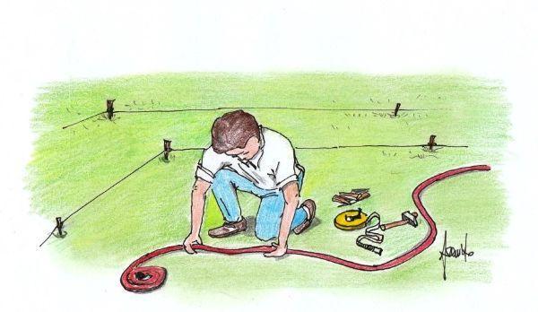 Come delineare le zone del giardino