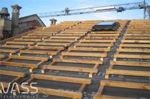 tetto modulare vass