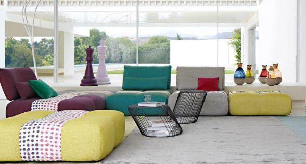 Il divano modulare - Divano modulare economico ...