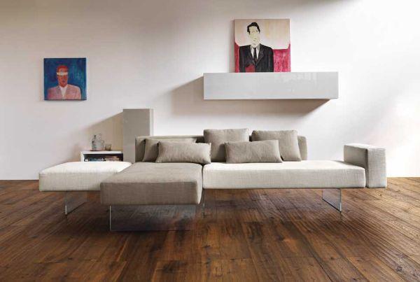 Il divano modulare - Foderare un divano da soli ...