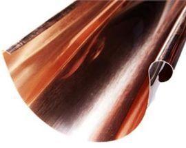 Canali di gronda in acciaio zincato  di Revolti® Lattonerie