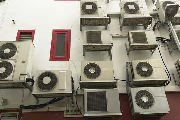 Unità esterne climatizzatori