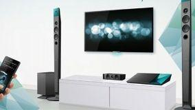 Home Cinema: sistemi audio, video ad alta definizione wi-fi