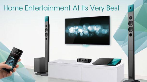 Sistemi Home Cinema di Sony