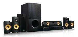 Home Cinema Blu-Ray 3D 5.1 CH da 1200 W con smart tv e wi-fi integrato di LG