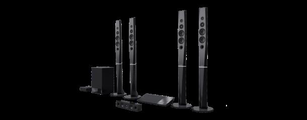 Home Cinema Blu-ray con Bluetooth® di Sony BDV-N9200W / N9200WL