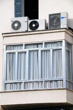 Decoro architettonico: veranda