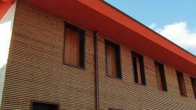 Il legno come scudo termico dell'edificio con  facciate ventilate