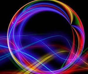 La percezione del colore in base al grado di luminosità