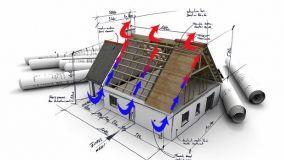 Come isolare con il tetto ventilato
