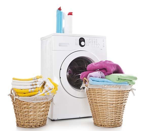 La lavatrice e il bucato