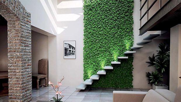 Siepe artificiale per balconi e terrazzi - Ringhiere da giardino ...