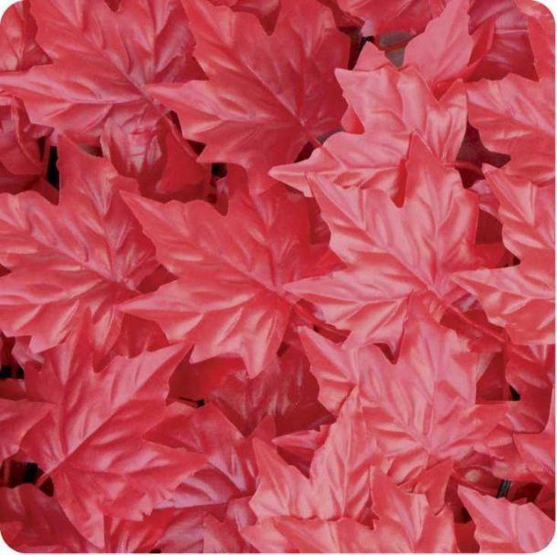 Siepe artificiale acero rosso di Mondoverde