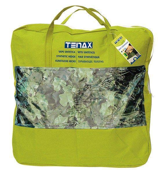 Siepi sintetiche verde verticale componibile confezione Tenax