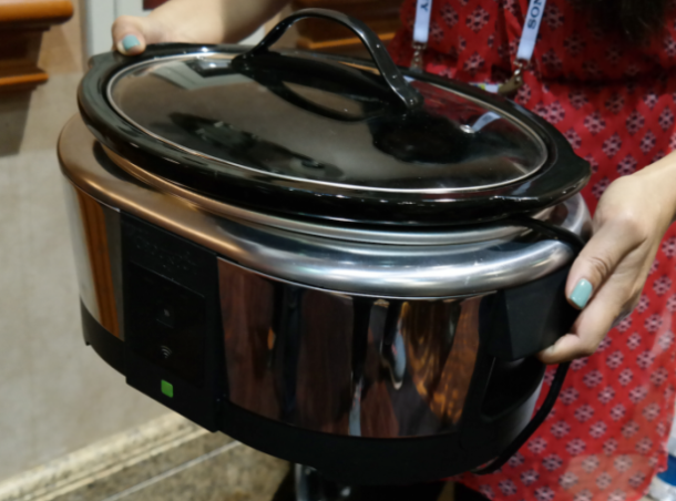 Pentola Crock-Pot WeMo Smart Slow Cooker di Belkin