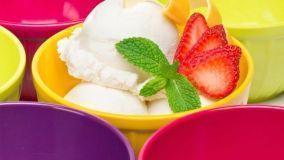 Accessori per gustare il gelato in casa