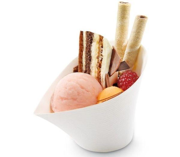 Accessori per gelato monouso 4food
