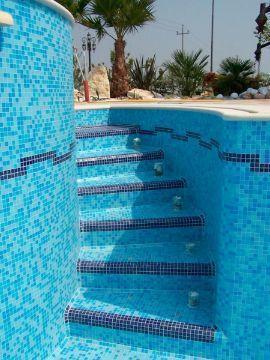 Disegni di piastrelle per piscine di SPIDERDESIGN