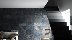 L'ardesia: una pietra bella e resistente, adatta a pavimenti e rivestimenti