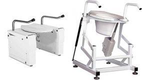 Sollevatori wc per anziani e disabili Ambrogio e Lazzaro di Bodylift