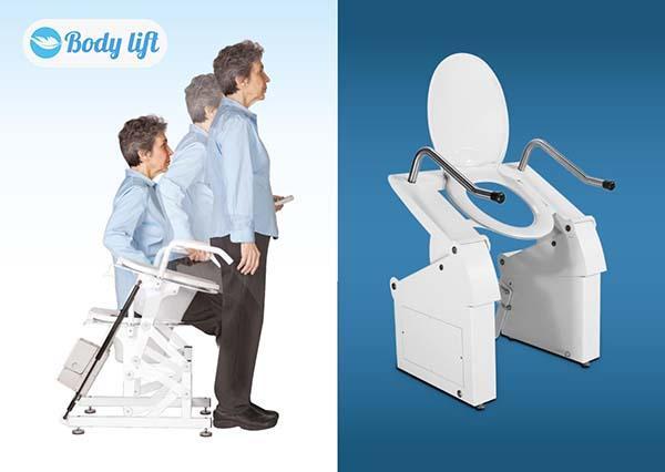 Sedili Wc Per Disabili : Sollevatori wc per anziani e disabili ambrogio e lazzaro di bodylift
